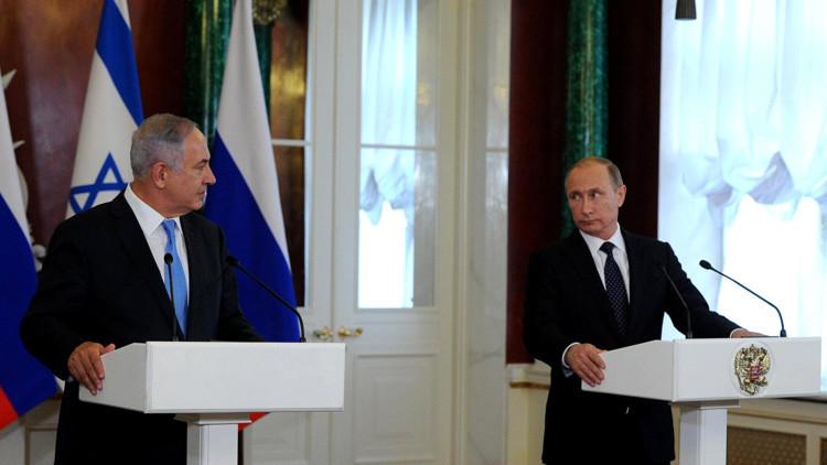Putin reprocha a un ministro israelí no querer traducir al ruso una pregunta dirigida
