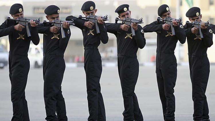 Documento: La Policía británica entrena a torturadores sauditas