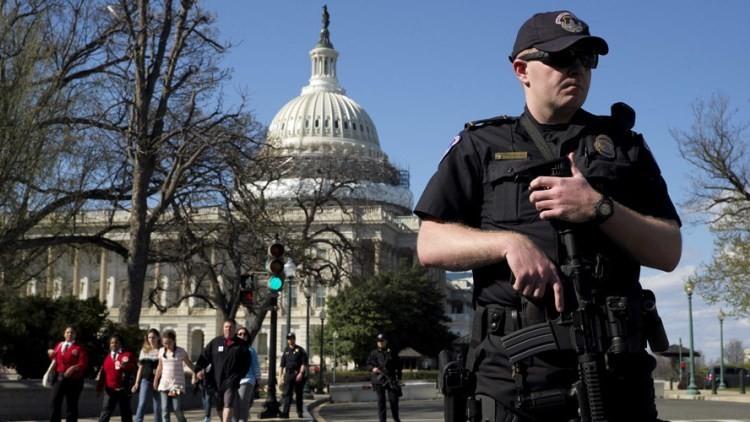 EE.UU.: Varios heridos en un tiroteo cerca del Capitolio en Washington