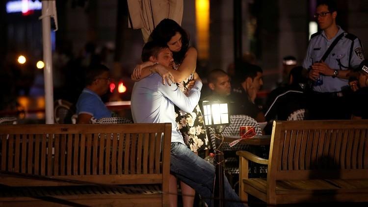 Video: Pánico en Tel Aviv tras un atentado frente al Ministerio de Defensa israelí