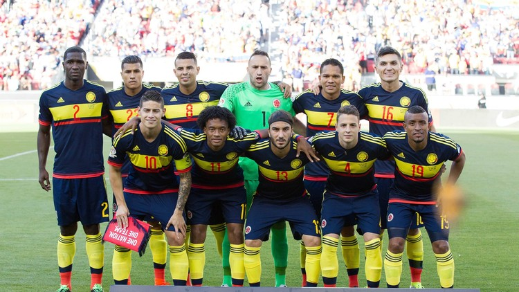 """It's Colombia, not Columbia"": Adidas comete un error en la Copa América (foto)"