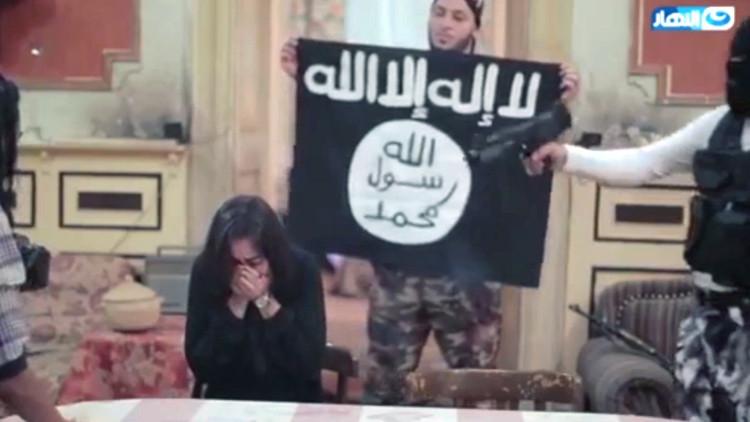 ¿La peor broma de todos los tiempos? Vea lo que le hacen a una actriz egipcia en directo