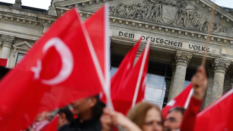 Turquía prepara un plan de acción contra Alemania