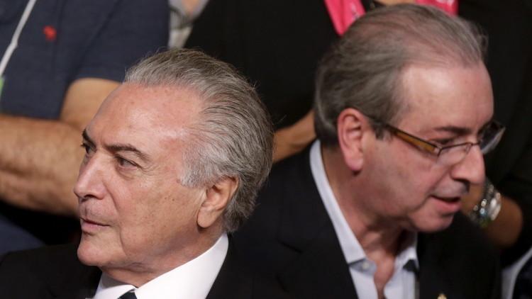 Denuncian que golpistas en Brasil manipulan documentos de casos de corrupción