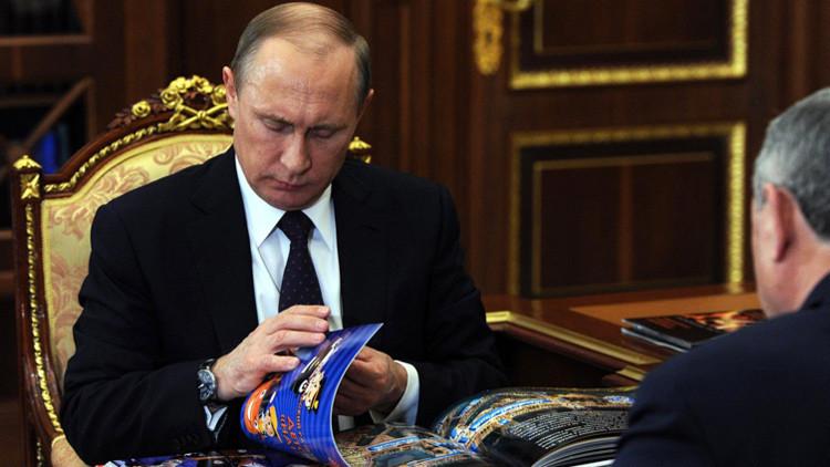 'El Mundo Mágico de Rusia': Vladímir Putin aprueba la construcción del 'Disneyland ruso'