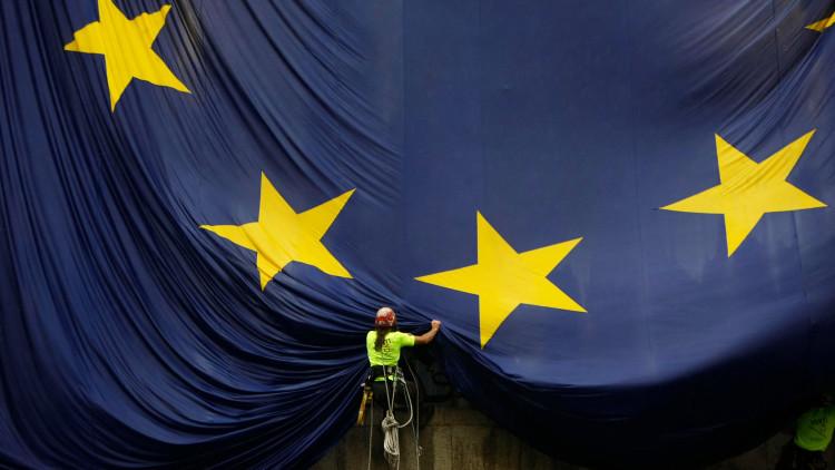 """""""Condenada a caerse"""": ¿por qué los europeos están hartos de la Unión Europea?"""