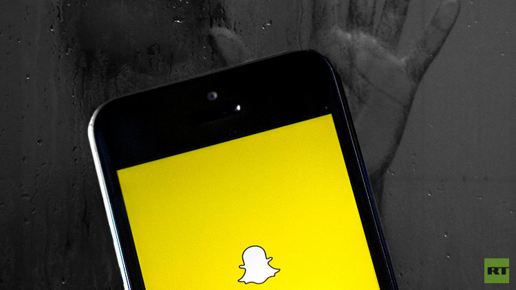 'Vi el charco de sangre': Una joven de 15 años se suicida por una foto suya desnuda en Snapchat