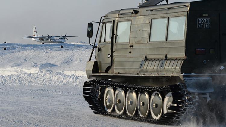 Químicos rusos se acercan a la creación de un 'combustible incongelable'