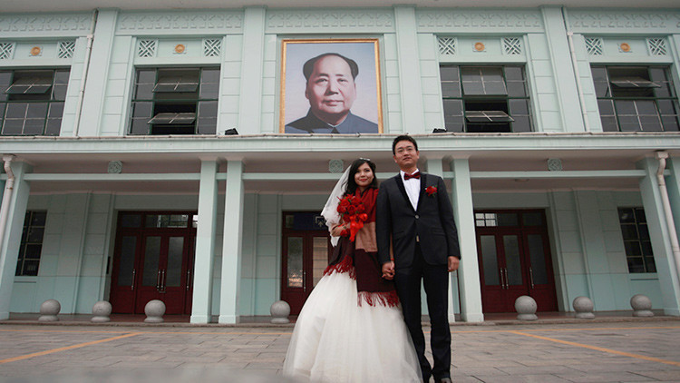 China prohíbe que sus mujeres se casen con extranjeros