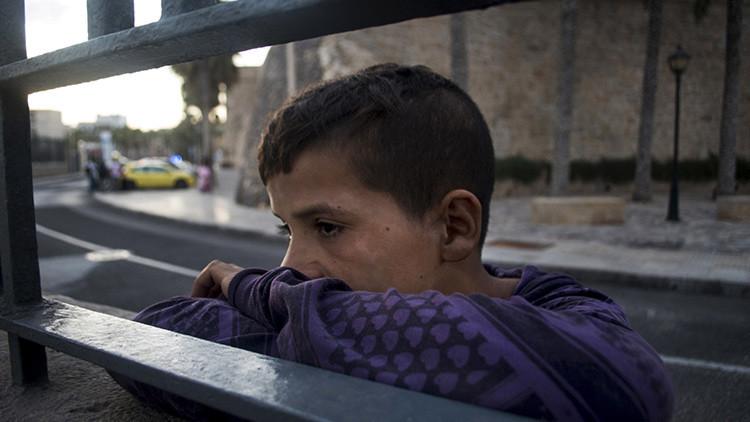 Así vulnera España los derechos de los niños inmigrantes