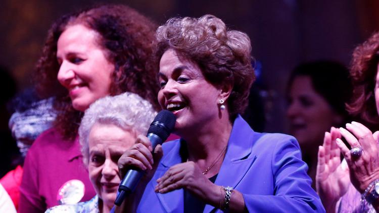 Dilma propone elecciones anticipadas para tumbar el golpe en su contra