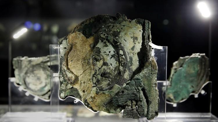 Revelan el propósito de 'la primera computadora del mundo' de hace 2.000 años