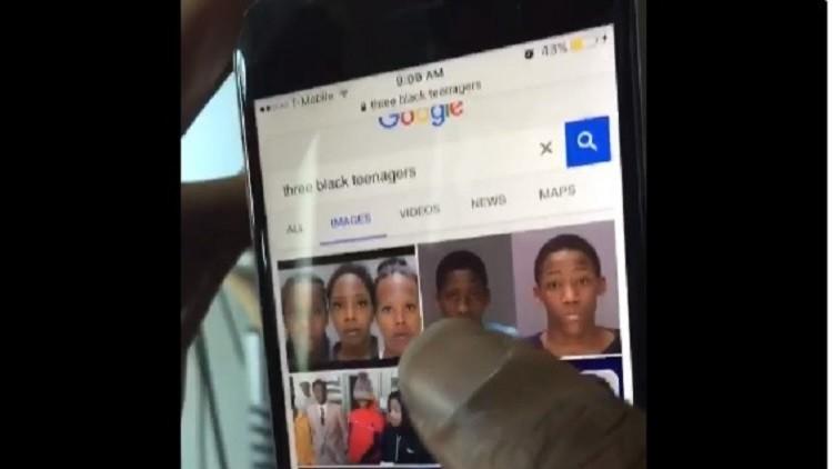 ¿Es racista Google?: un joven lo demuestra en un experimento de búsqueda