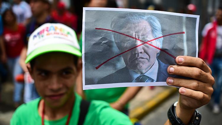 Caracas rechaza la activación de la Carta Democrática impulsada por la OEA