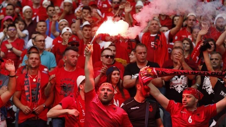 """Grecia exige a la UEFA explicaciones por la """"provocación"""" albanesa en la Eurocopa"""