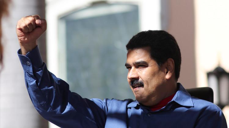 """Maduro: """"Si se cumplen los requisitos, el revocatorio será el próximo año y punto"""""""