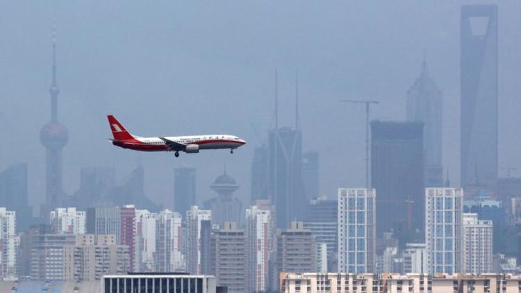 La explosión en el aeropuerto de Shanghái ha sido un intento de suicidio (FOTOS)