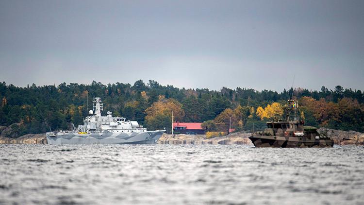 El enigmático 'submarino ruso' en aguas suecas era en realidad sueco