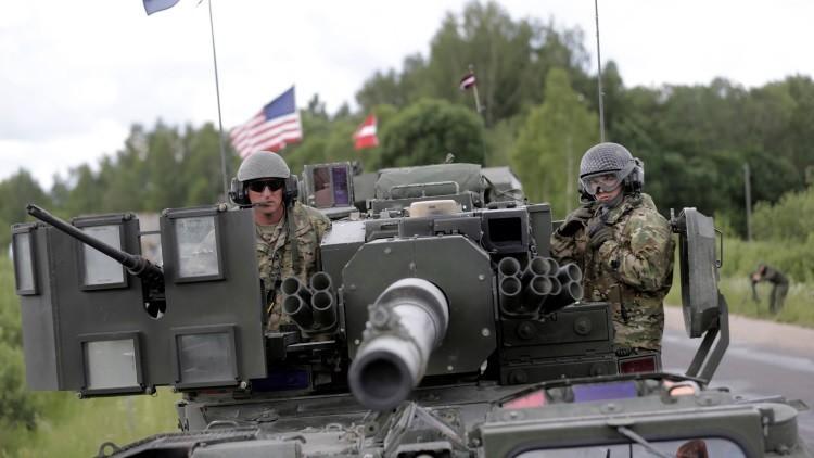 """""""La vasta alianza militar de EE.UU. se parece a un jardín lleno de malezas que urge una poda"""""""