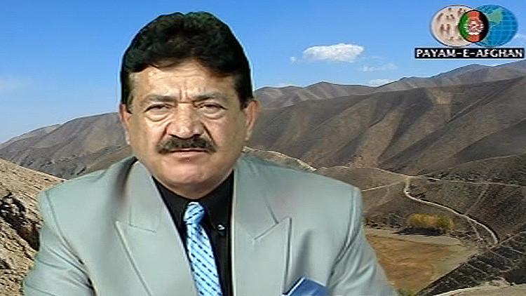 El padre del atacante de Orlando finge ser el presidente de Afganistán