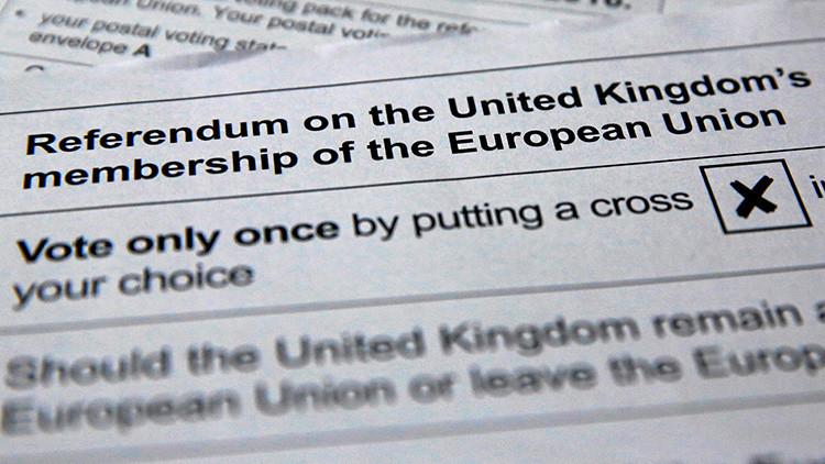 Cómo una mujer podría evitar el 'Brexit'