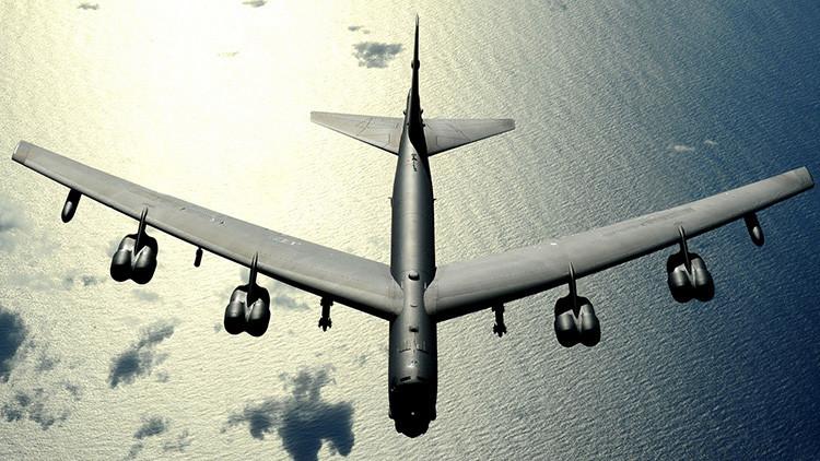 Bombarderos estratégicos de EE.UU. se acercan a la frontera rusa