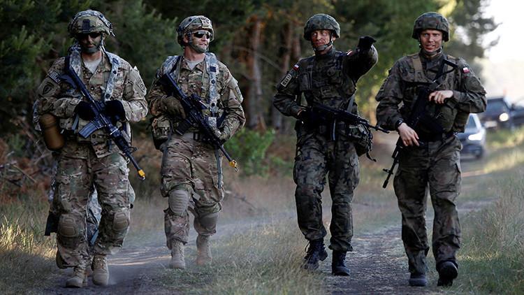 La OTAN aprueba el despliegue de 4 batallones más contra Rusia