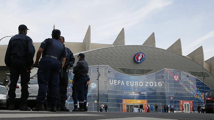 Hallan un paquete sospechoso en el Estadio de Francia antes del partido entre Irlanda y Suecia