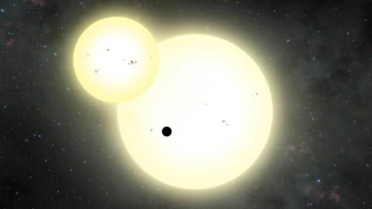 ¿El Tatooine de 'Star Wars'? Descubren un planeta gigante con dos soles