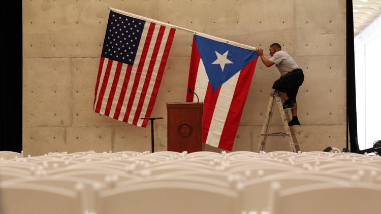 """El """"colonialismo financiero"""" de EE.UU. deja en Puerto Rico en vilo"""