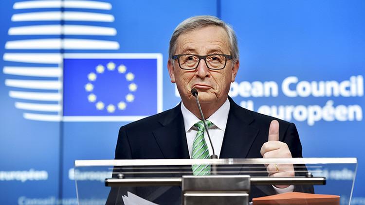 Un popular actor propone matar al presidente de la comisión europea para reformar la UE