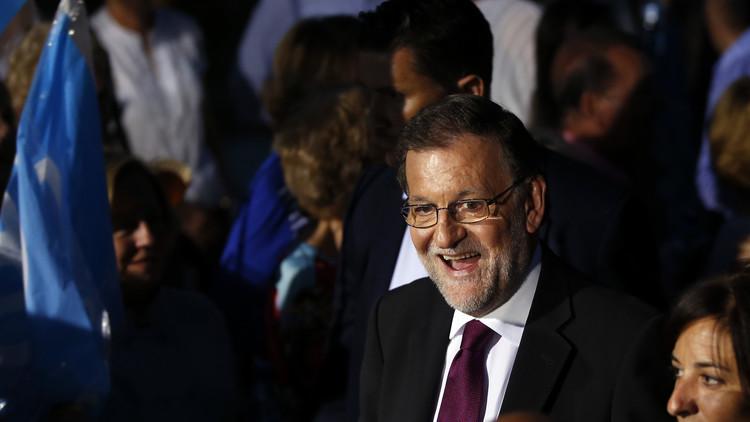 La gran mentira de Rajoy en el debate electoral