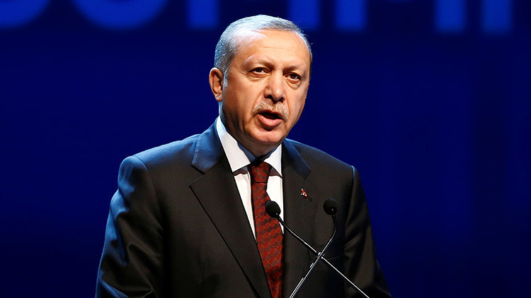 Erdogan envía una carta a Putin