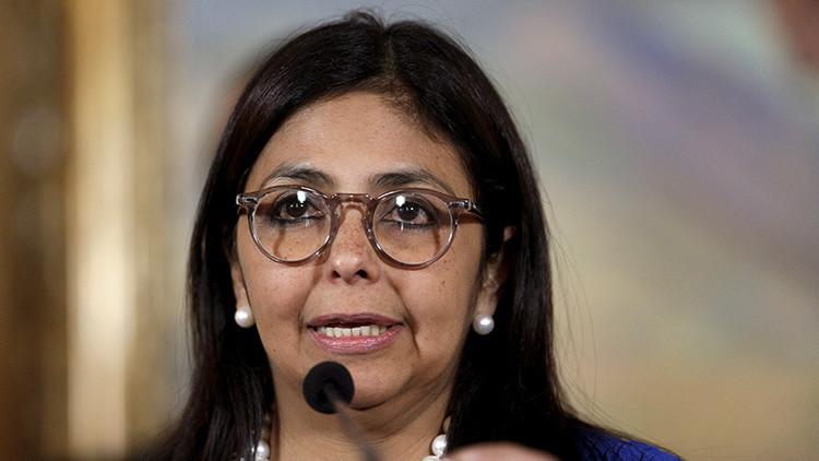 """Canciller venezolana: """"Esperamos las disculpas de EE.UU. por la violación de la soberanía"""""""