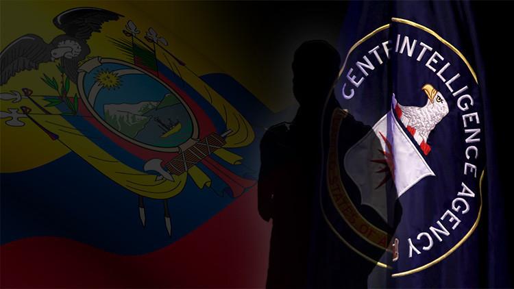 Un documento secreto revela la estrategia de la CIA en Ecuador