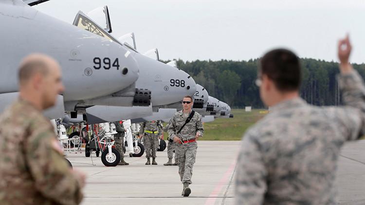 La OTAN aprueba el despliegue de batallones en Polonia y los países bálticos