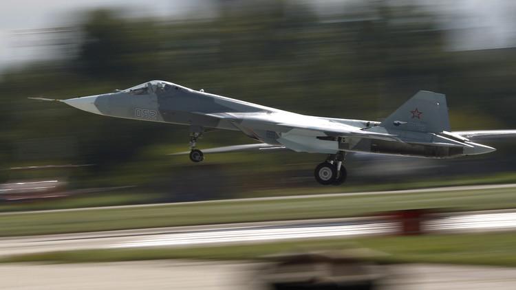 Ultiman detalles para la producción en serie del caza ruso de quinta generación T-50