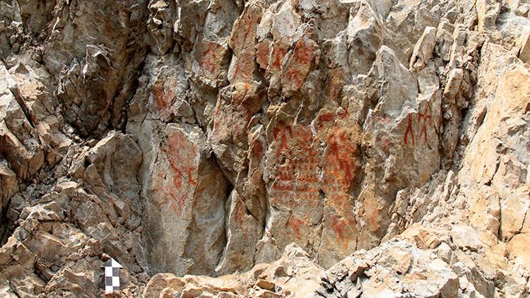 Hallan petroglifos de 4.000 años de antigüedad en Siberia