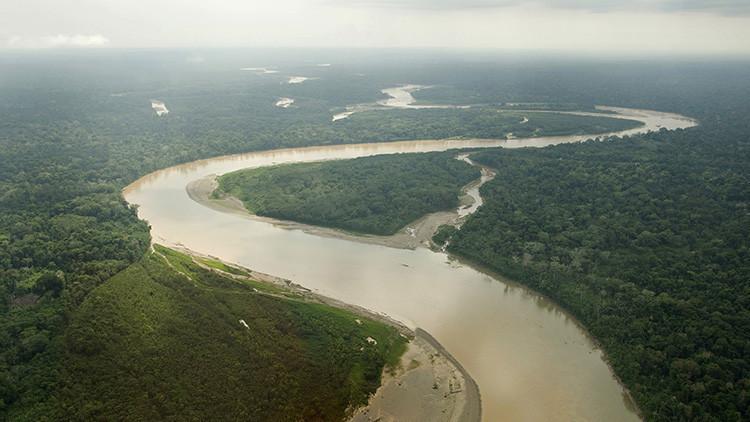El corazón del Amazonas está amenazado