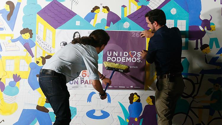 Esperanza, la joven emigrada española que explica su voto a Unidos Podemos