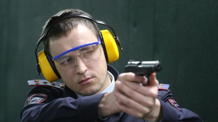 Rusia ya prueba sus pistolas secretas de última generación