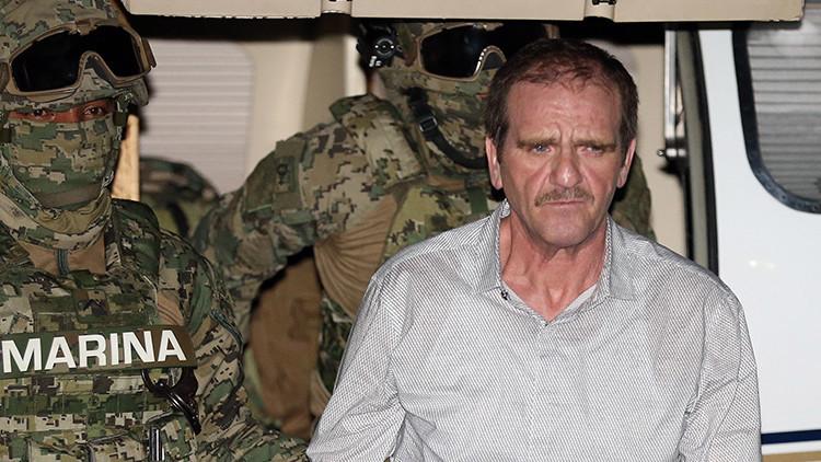 EE.UU. entrega a México al narcotraficante y exlíder del cártel de Sinaloa 'El Güero Palma'