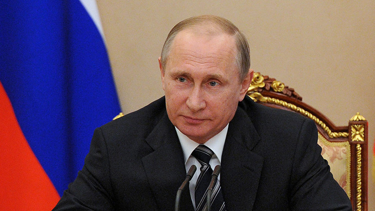 """Putin: """"Los desafíos que enfrenta la economía mundial requieren acciones coordinadas"""""""