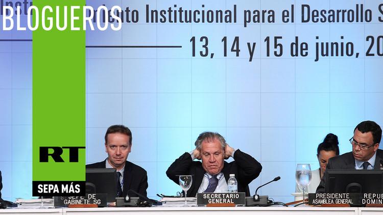 Derrota de Almagro en la Asamblea General de la OEA