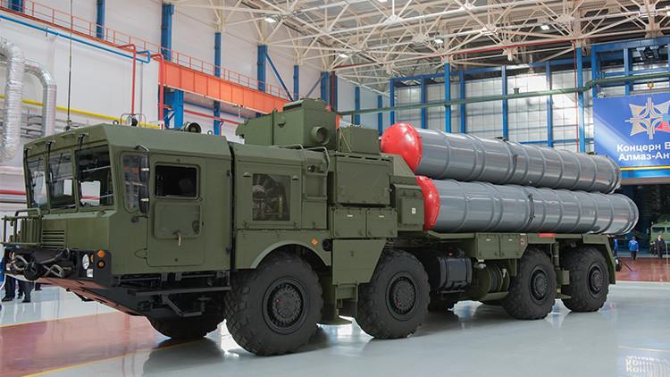 Los sistemas antiaéreos rusos S-400 y S-500 serán invisibles para los enemigos
