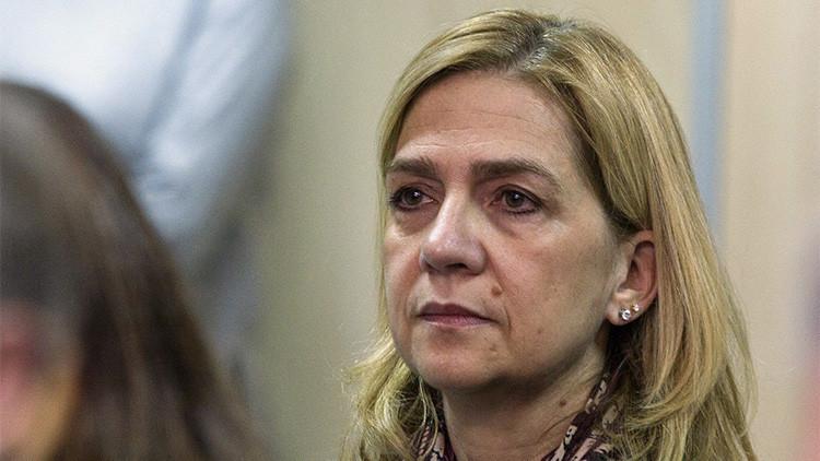 """España: """"La Infanta sabía muy bien lo que hacía"""", según el sindicato Manos Limpias"""