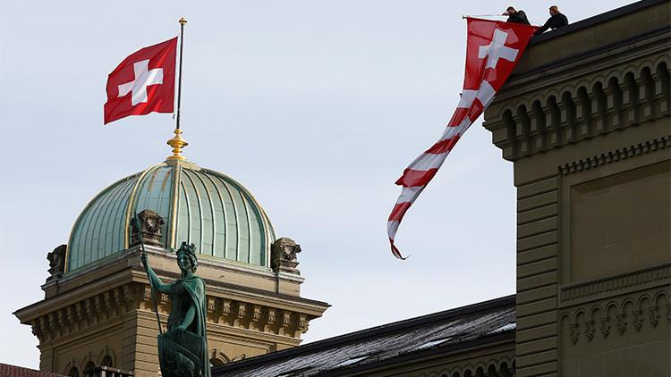 Suiza retira su solicitud de entrada en la Unión Europea