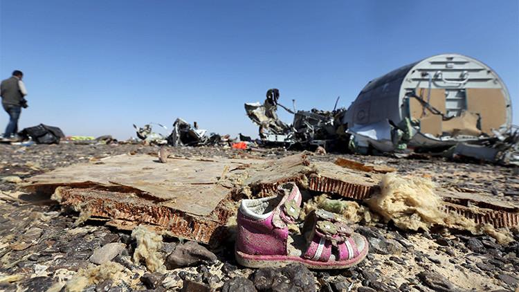 CIA: Un grupo egipcio leal al Estado Islámico está detrás de la explosión del avión ruso en el Sinaí