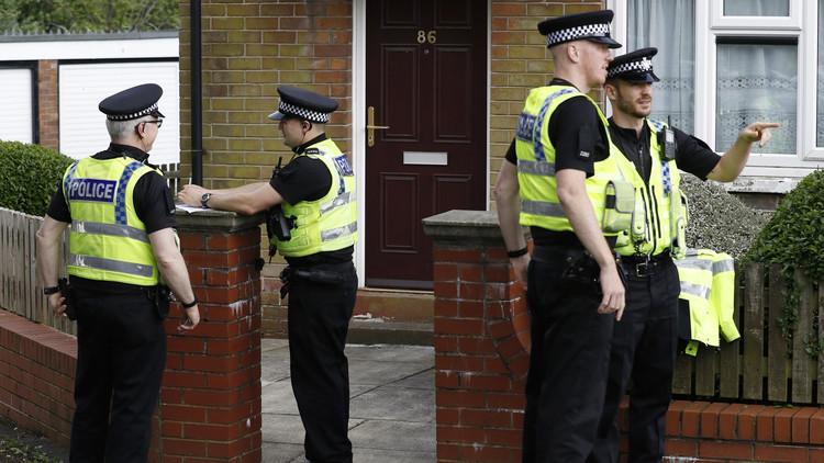 Primeras imágenes del arresto del asesino de la diputada británica Jo Cox