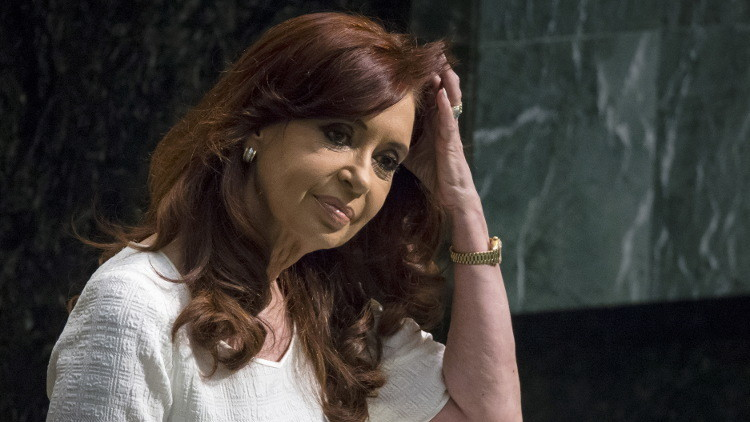 """Cristina Kirchner sobre el caso del exsecretario López: """"Alguien le dio el dinero. Y no fui yo"""""""